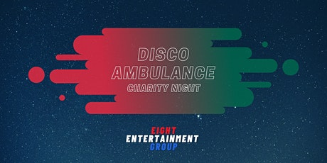 Disco Ambulance tickets