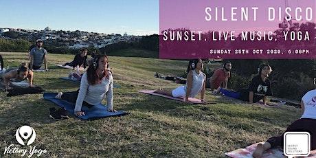 Silent Disco Yoga, Sunset & DJ tickets