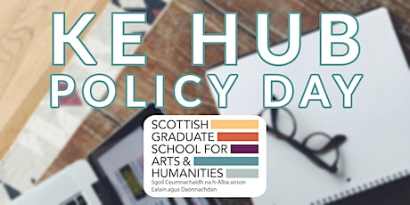 SGSAH Knowledge Exchange Hub Policy Day tickets