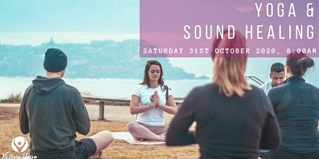 Yoga & Sound Healing tickets