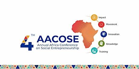 Annual Africa Conference on Social Entrepreneurship biglietti