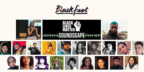 BlackFest BLM Soundscape LIVE tickets