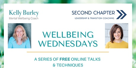 Wellbeing Wednesdays tickets