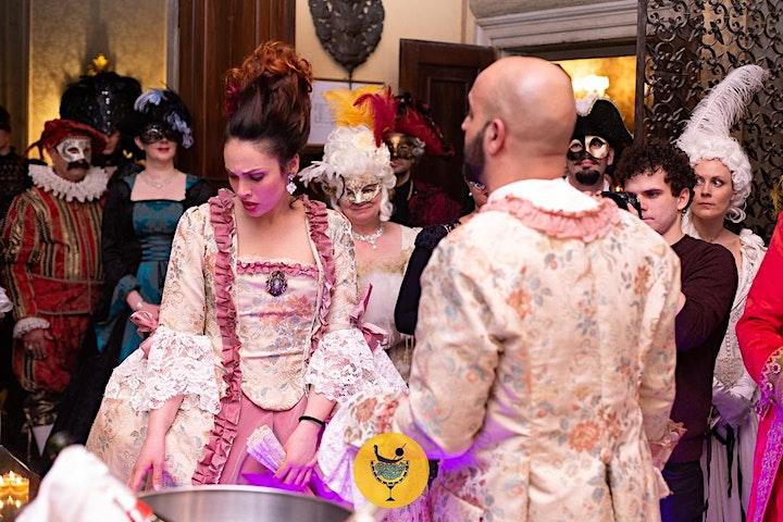 Immagine Carnival at Palazzetto Pisani - il barbiere di Siviglia