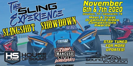 The Sling Experience - Slingshot Showdown 2020 tickets