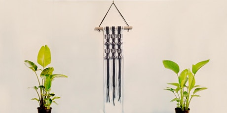 WORKSHOP | Two Tone Macrame Wall Hanging with Entwined Macrame tickets
