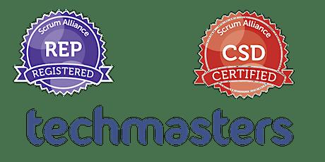 Certified Scrum Developer (CSD) Workshop  Online - Singapore/Japan/APAC tickets