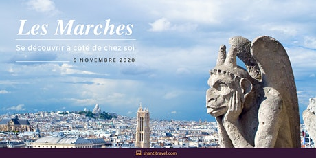 Les Marches by Shanti Travel (06/11/2020) billets