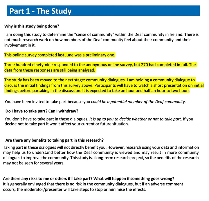 Community Dialogue on the 'Sense of Community' survey  - Final Part image