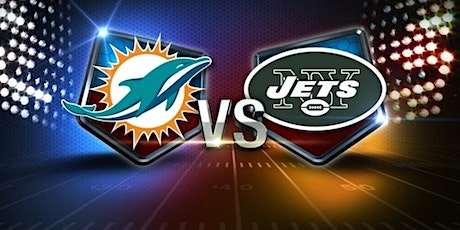 NFL Viewing Party: Miami Dolphins Vs. New York Jets tickets