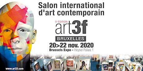 art3f Bruxelles 2020 tickets