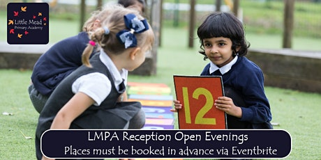 Little Mead Primary Academy Reception Induction Evenings tickets