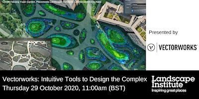 LI Webinar: Vectorworks intuitive tools to design the complex