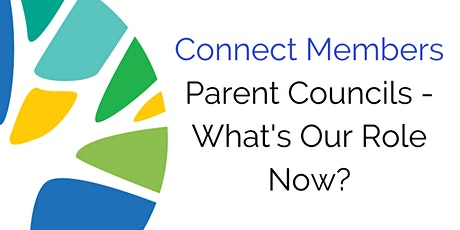 Parent Councils - What's Our Role Now? - 5 November tickets