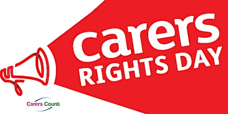 Carers Rights Day Cuppa and Chat Thursday 26 November 13:00 - 14:30 tickets