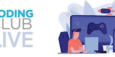 Coding Club - Montpellier -17 octobre 2020 billets