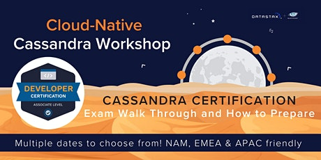 Certification Exam Preparation Workshop tickets
