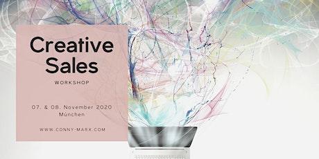 Creative Sales Workshop für Gründerinnen Tickets