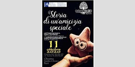 Teatro itinerante ed interattivo per piccoli attori biglietti