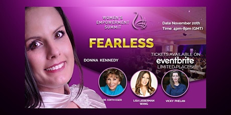 """FEARLESS"" - WE SUMMIT EVENT tickets"