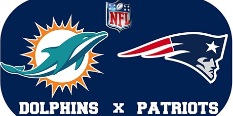 NFL Viewing Party: Miami Dolphins Vs. New England Patriots tickets