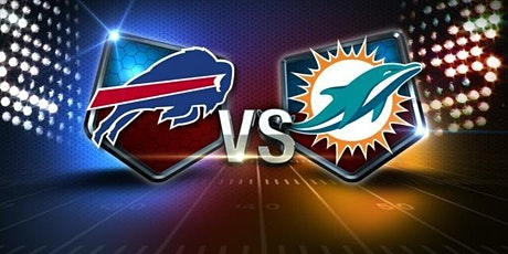 NFL Viewing Party: Buffalo Bills Vs. Miami Dolphins tickets