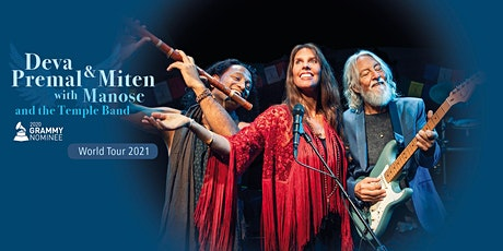 Deva Premal & Miten - Celebrating 30 Years Together tickets