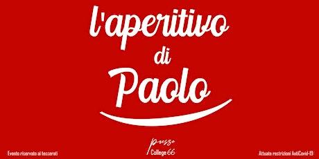 L'Aperitivo di Paolo biglietti