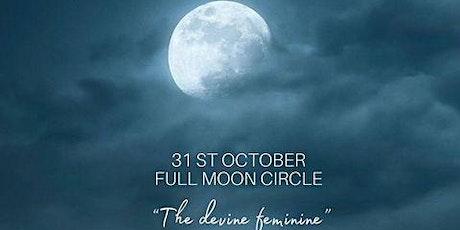 The Devine Feminine - Full Moon Women's Circle tickets