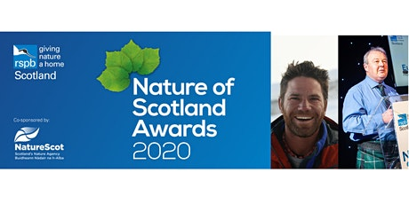 RSPB Nature of Scotland Awards 2020 tickets
