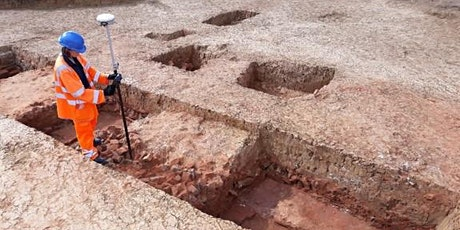 Festival of Archaeology: A day in the life of a HS2 Archaeologist tickets