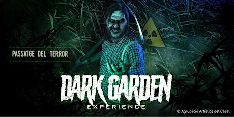 Dark Garden Experience entradas