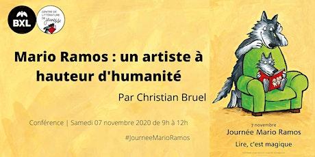 Mario Ramos: un artiste à hauteur d'humanité par Christian Bruel billets