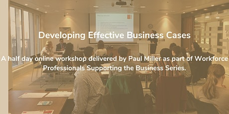 Developing Effective Business Cases tickets