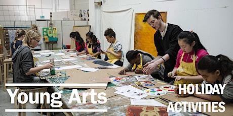 PCA - Half Term Art & Design Club 9-12yrs & 13-17yrs tickets