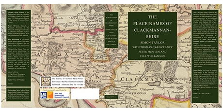 Scottish Place-Name Society 2020 Autumn Conference tickets