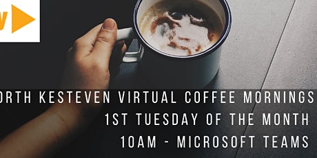 North Kesteven Groups' Virtual Coffee Morning - Your Covid Lockdown Stories tickets