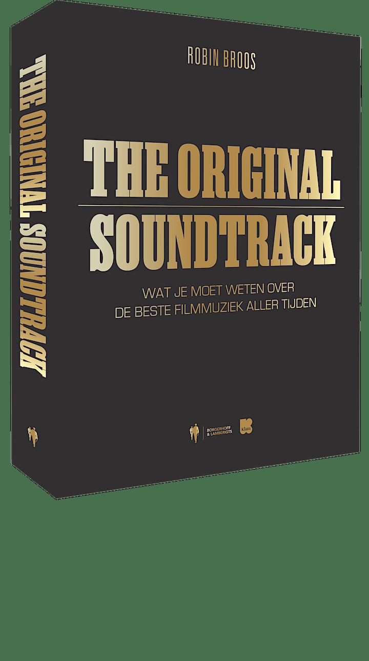 Afbeelding van Boekvoorstelling The Original Soundtrack: straffe verhalen over filmmuziek