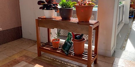 Build-Your-Own Planter Stand tickets