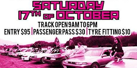 Ladies Drift Day tickets