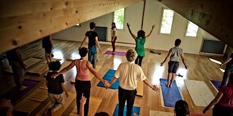 Yoga à tous les étages billets