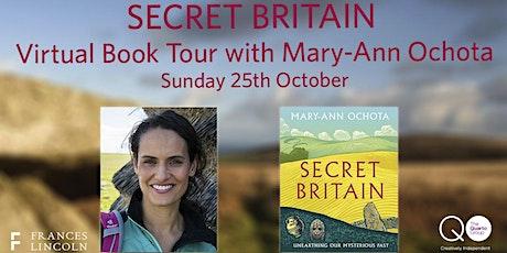 Secret Britain - a Family Friendly Book Tour tickets