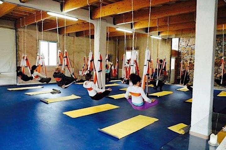 Image pour Yoga à tous les étages