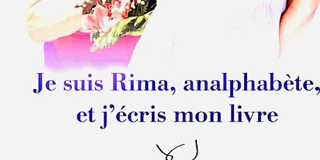Je suis Rima, analphabète, et j'écris mon livre billets