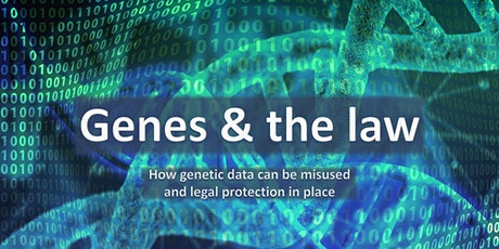 Genetics and Law tickets