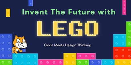 Invent the Future with LEGO, [Ages 11-14] @ Orchard tickets