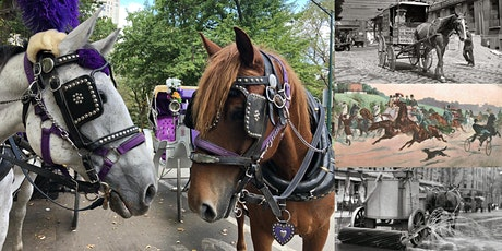 '400 Years of Horse Power: The Engine That Built New York City' Webinar tickets
