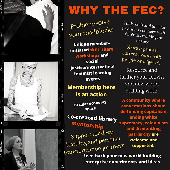 FEMINIST WRITING: The Fine Print Episode #5  w Jael Richardson image