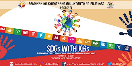 SDGs with KBs tickets