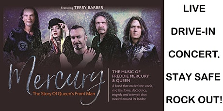 """Mercury"" - The Story of QUEEN's Lead Singer tickets"